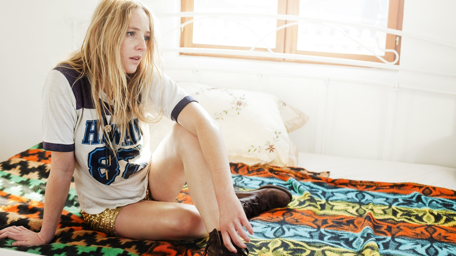 With her debut album, Catching a Tiger, singer/songwriter Elisabeth Maurus, aka Lissie, has quickly made a name for herself as an artist to watch.