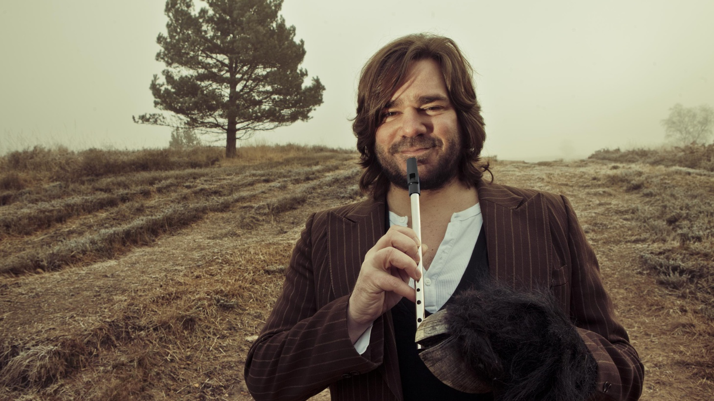 Working within an orchestrated folk-rock idiom, Matt Berry's influences seem decidedly British, with echoes of Mike Oldfield, the Moody Blues and the soundtrack to The Wicker Man wafting through his tunes.