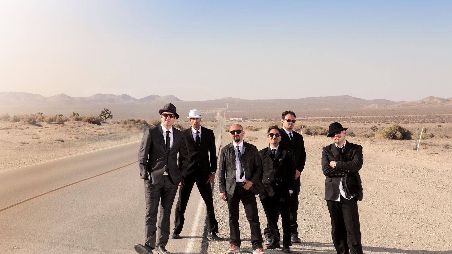 If Los Lobos are the elder statesmen of LA's multi-ethnic music scene, Ozomatli are their younger, scrappier brother...