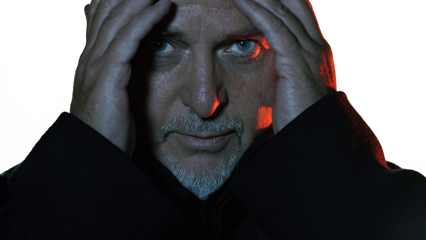 """Peter Gabriel's career has traveled through a variety of musical signposts, from prog-rock radical to international pop superstar to world-beat activist. On his latest project, Scratch My Back, Gabriel brings his personal style and sonic imagination to twelve favorite songs that he performs with solely orchestral instruments and voice.  The album is the first part of a series of """"song exchanges"""" in which Gabriel and other leading artists reinterpret each other's music. The project is the first of its kind, and a collaboration of sorts. All the artists whose songs Gabriel has recorded here are returning the favor by each recording a song of his. The fruits of this exchange will be heard on a forthcoming companion volume, I'll Scratch Yours."""