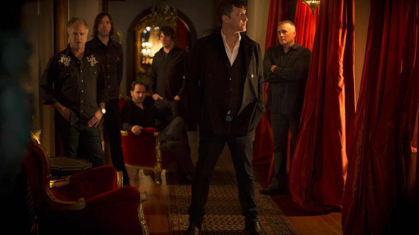 Running with the album's cinematic feel, 'Do to the Beast' is in many ways frontman Greg Dulli's 'True Detective'.