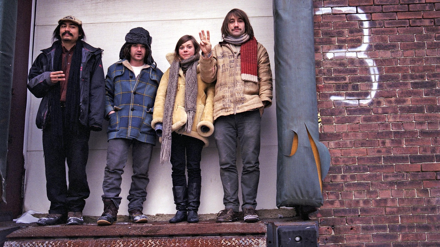 Rhode Island-based folk-rockers The Low Anthem have made some large strides in just a few short years.  A mere two and a half years ago they self-released their sophomore album, Oh My God, Charlie Darwin, which made quite a splash, despite its relative scarcity.