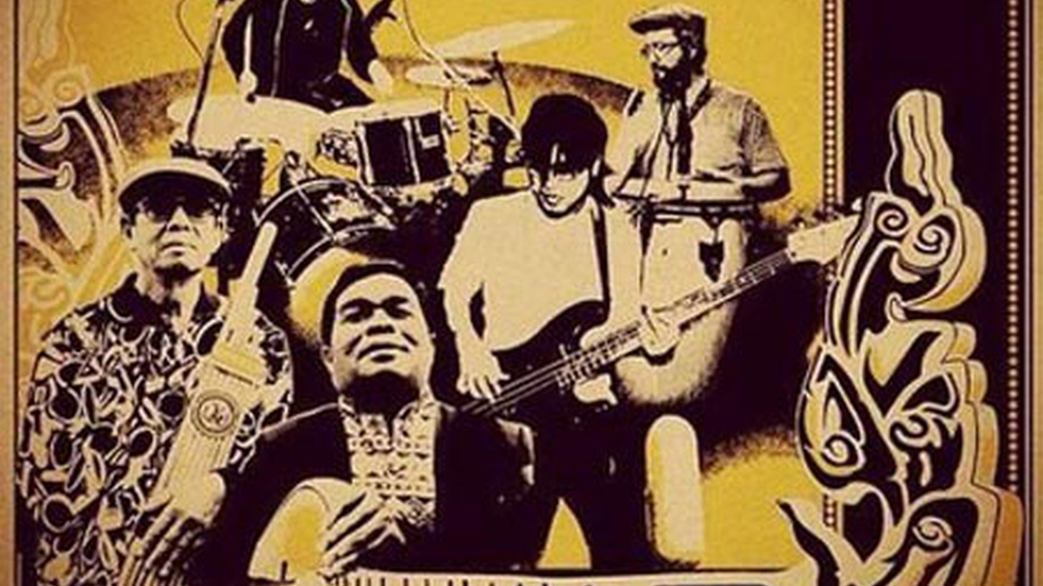 """Coordinated by the brains behind Soundway's acclaimed """"Sound of Siam"""" compilations, the debut record from The Paradise Bangkok Molam Internationl Band is a great addition to the ongoing multicultural soundclash experiments we cherish."""