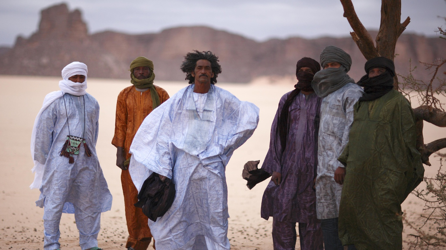 Tassili will be available to stream on demand from August 22 through September 20, 2011. The album will be released on Tuesday, August 30, 2011.