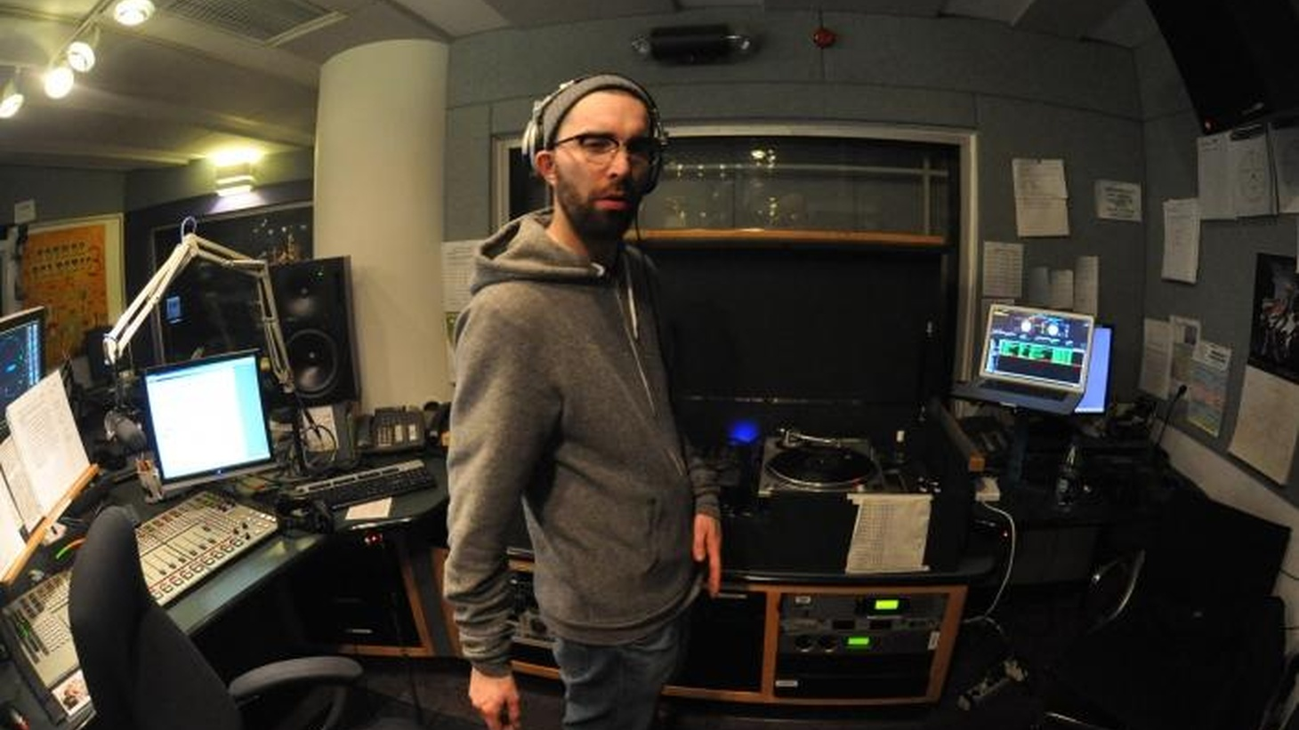 "DJ Lefto (Belgium | Brownswood | Blue Note) drops by for a guest dj set. Everytime he comes into LA he drops musical knowledge. He also just dropped an excellent compilation for Brownswood called ""Worldwide Family"" which was put out by Gilles Peterson's label. Hear his selections, live on two turntables from the basement studios of KCRW w/ Anthony Valadez."