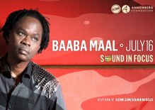 Mixed in Focus: The Sounds of Baaba Maal x Classixx x Brazilian Girls