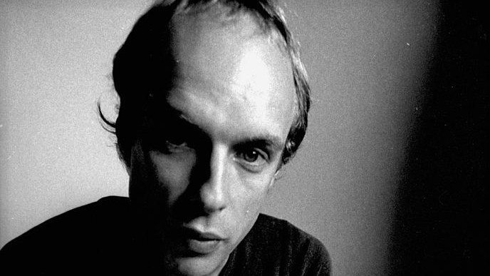 """On May 8, 1982, Deirdre aired her """"1st Annual Brian Eno Birthday Celebration,"""" chatting with her hero about ditching vocal music, why he doesn't perform live, his video installation…"""