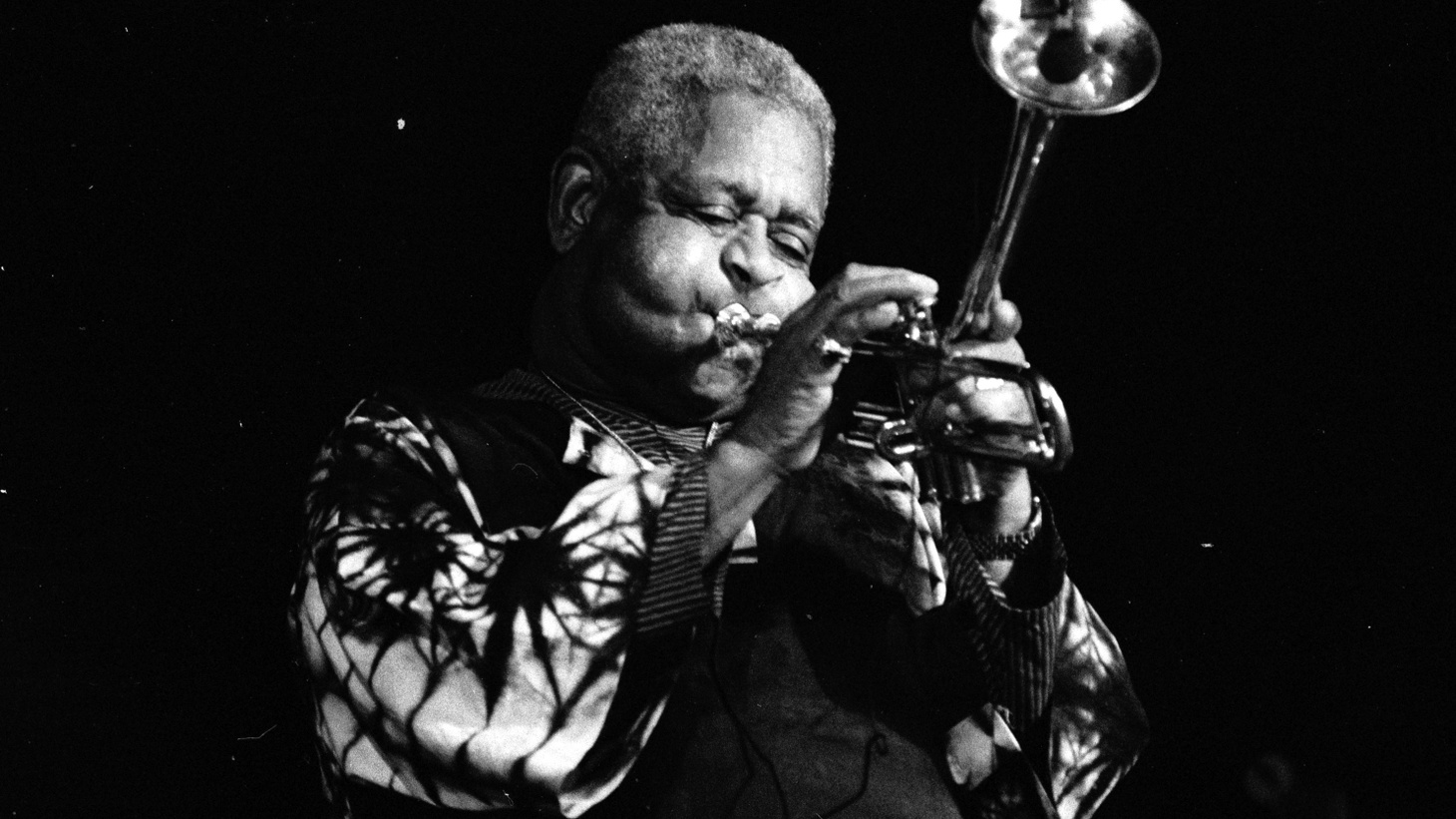 """October 21st marks the 100th anniversary of the birth of John Birks (""""Dizzy"""") Gillespie, an innovator of giant proportion who, along with Charlie Parker and Thelonious Monk, led a musical revolution called bebop that still reverberates. We'll celebrate his centennial with Dizzy's tunes as performed by others, but with a healthy dose of Dizzy's own compositions."""