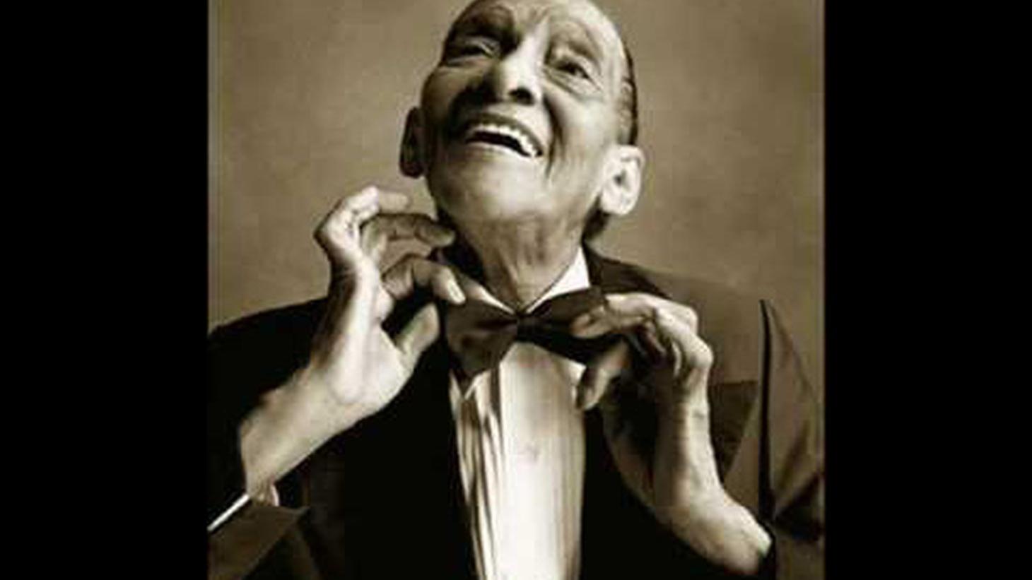 KCRW DJ Chris Douridas pays tribute to the late jazz vocalist Little Jimmy Scott.