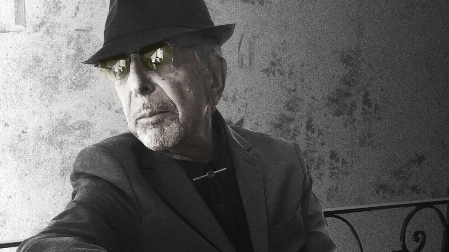 Chris Douridas recorded an exclusive interview with Leonard Cohen just after his 82nd birthday.