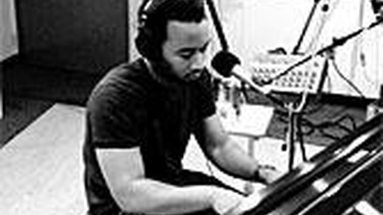 """This week on New Ground, a special visit with Grammy Award-winning superstar John Legend. John talks with host Chris Douridas about the strong ambition he showed at an early age (he was salutatorian, student council president, and prom king in high school), meeting Kanye West in college, finding his voice on the new album """"Once Again"""", and his love for the great Nina Simone. He also gives us stunning performances of several tracks from the new collection - as well as a cover of Simone's classic take on """"Don't Let Me Be Misunderstood"""". Get lifted with John Legend - on New Ground."""