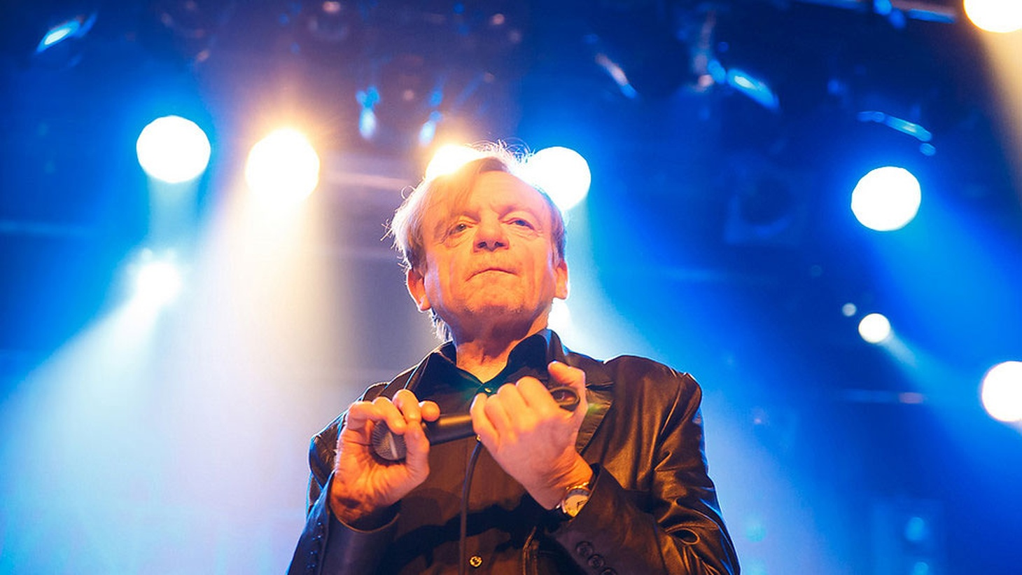 A musical tribute to the late Mark E. Smith, former lead singer of The Fall.