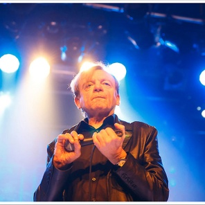 Tribute to Mark E. Smith (lead singer of The Fall)