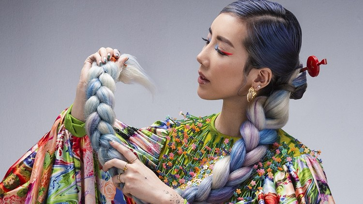 Freeform Fridays: TOKiMONSTA shares kaleidoscopic mix for home hangs