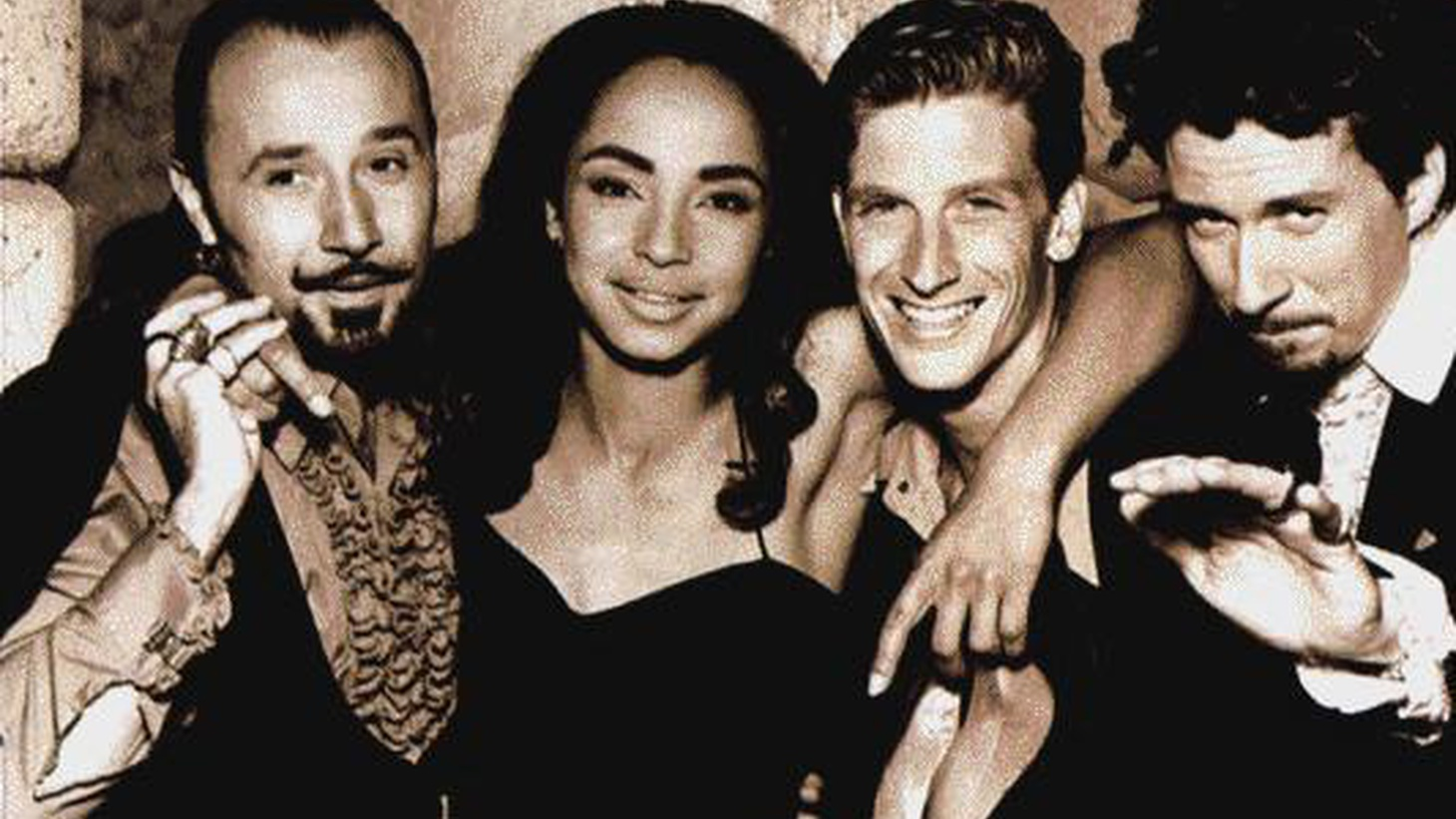 Distinguished band mates Andrew Hale and Stuart Matthewman of Sade stop by to talk about the past, present, and possible future of their illustrious careers as long time collaborators with Ms Adu.