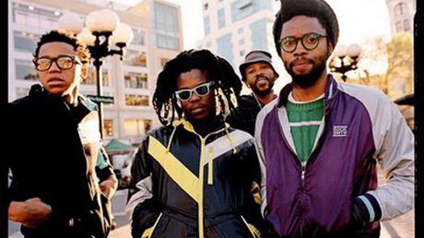 African Dub Rockers Blk Jks stop by in the 9 o'clock hour to play tunes and talk briefly about their debut full length CD, After Robots, before heading to Spaceland for a live set.