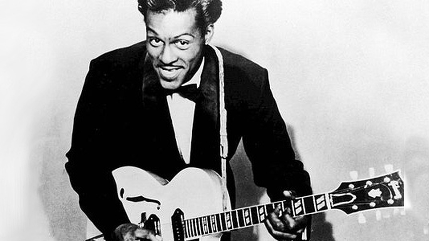 Gary Calamar pays tribute to rock 'n' roll legend Chuck Berry, who died on Saturday at the age of 90.