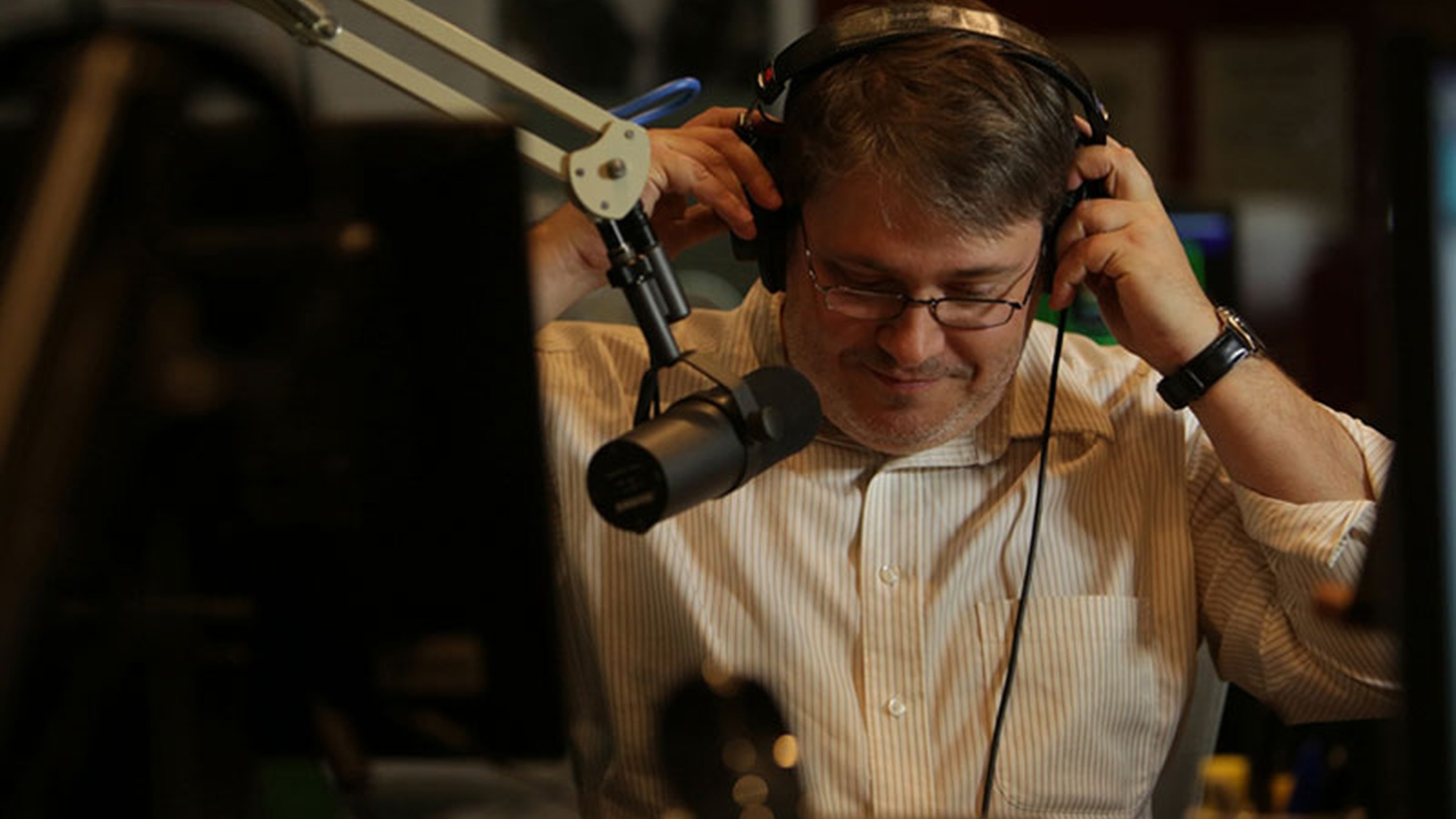 Eric J. Lawrence sits in for Gary Calamar.