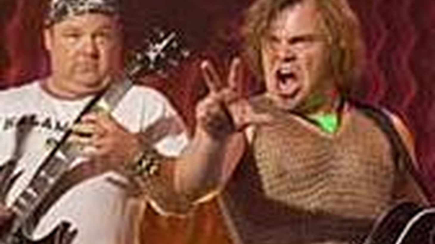Jack Black and Kyle Gass aka Tenacious D, will join Gary Calamar as guest dj's on The Open Road for some rockin good holiday fun at 10pm. The acoustic metal comedy duo are performing at a benefit show for democratic nominee John Kerry at the Knitting Factory on June 6. Concerts for Kerry. It promises to be a memorable memorial day show.