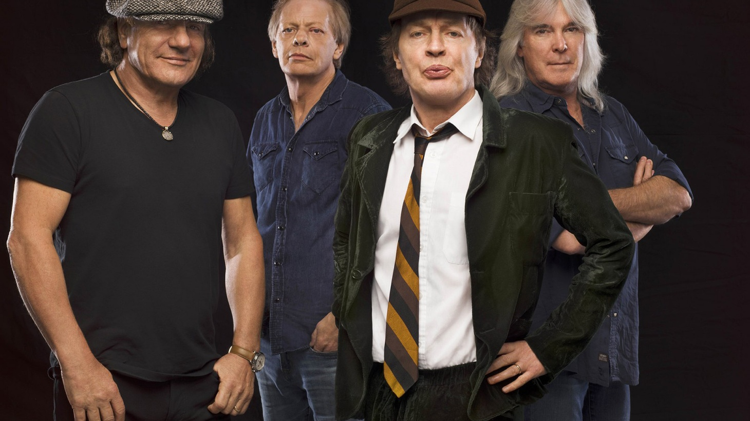 Aussie hard rockers AC/DC formed in 1973, but 2015 may be one of their best years yet. They are slated to headline Coachella next week and, as a tribute to their greatness, we've gathered reflections on their music from four guests we have hosted on the show over the years – comedian Marc Maron, chef Jon Shook, director Paul Feig and professional athlete Shaun White. Last but not least, Jason Bentley offers his personal favorite.