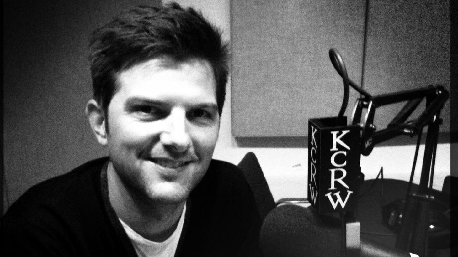 Adam Scott is one of the funniest actors around, from Party Down to recent comedy classic Stepbrothers. He talks about songs that shaped his sense of humor, a track that inspires his kids to play air guitar and picks one from his favorite band, R.E.M. in his Guest DJ set.