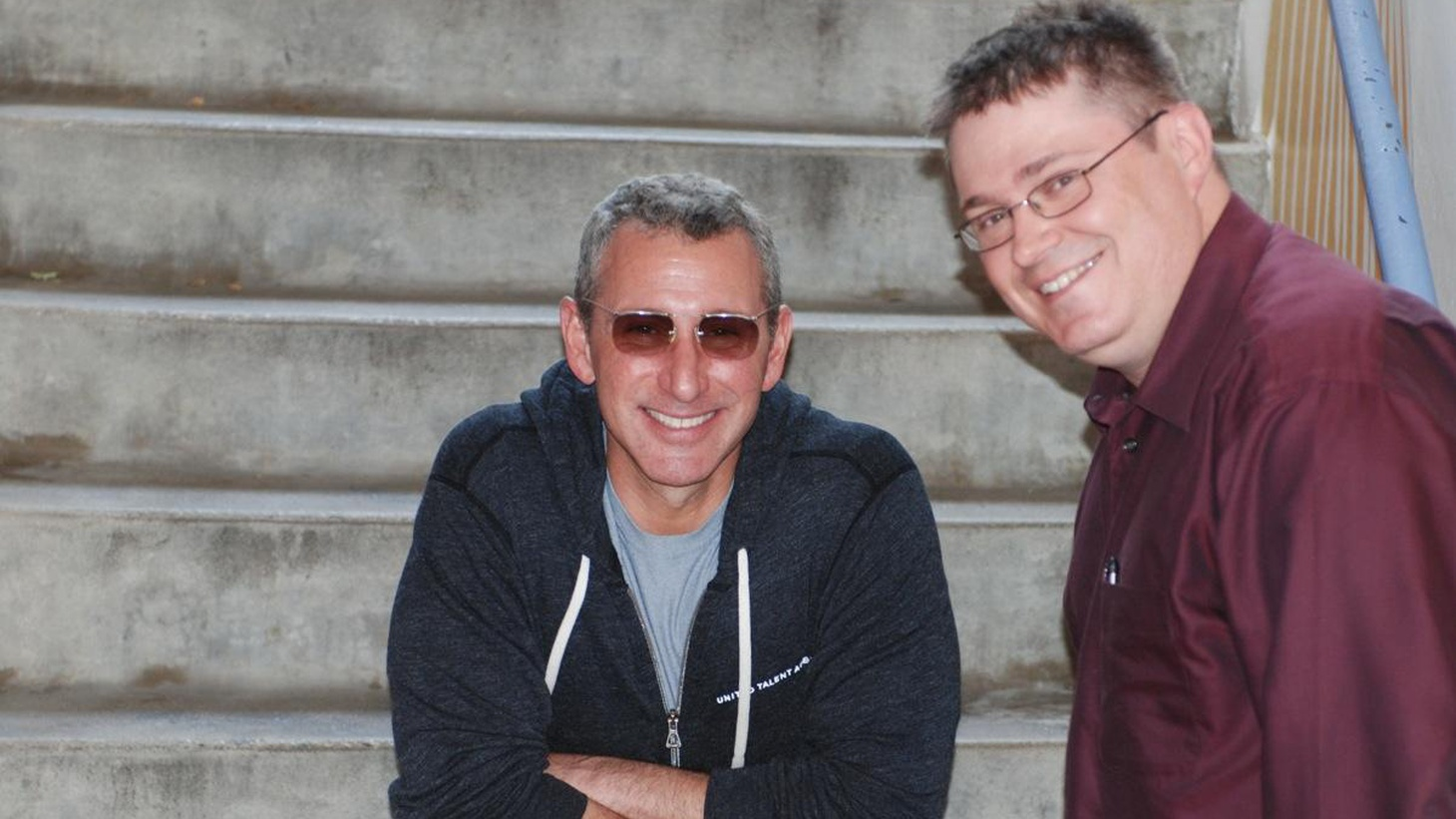 """Adam Shankman rose through the ranks as a choreographer before stepping behind the camera to direct high profile mainstream feature films. He shares five songs that mark milestones in his life as part of his Guest DJ set, including his first big concert, his move to New York to attend Juilliard, as well as the track that marks his """"coming out""""."""