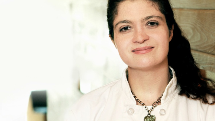 Alex Guarnaschelli is a Food Network star and executive chef at Butter in New York City. She represents kitchen camaraderie with a Van Halen track, selects a sexy food song courtesy of Prince and compares her own far reaching career to Dr. Dre.