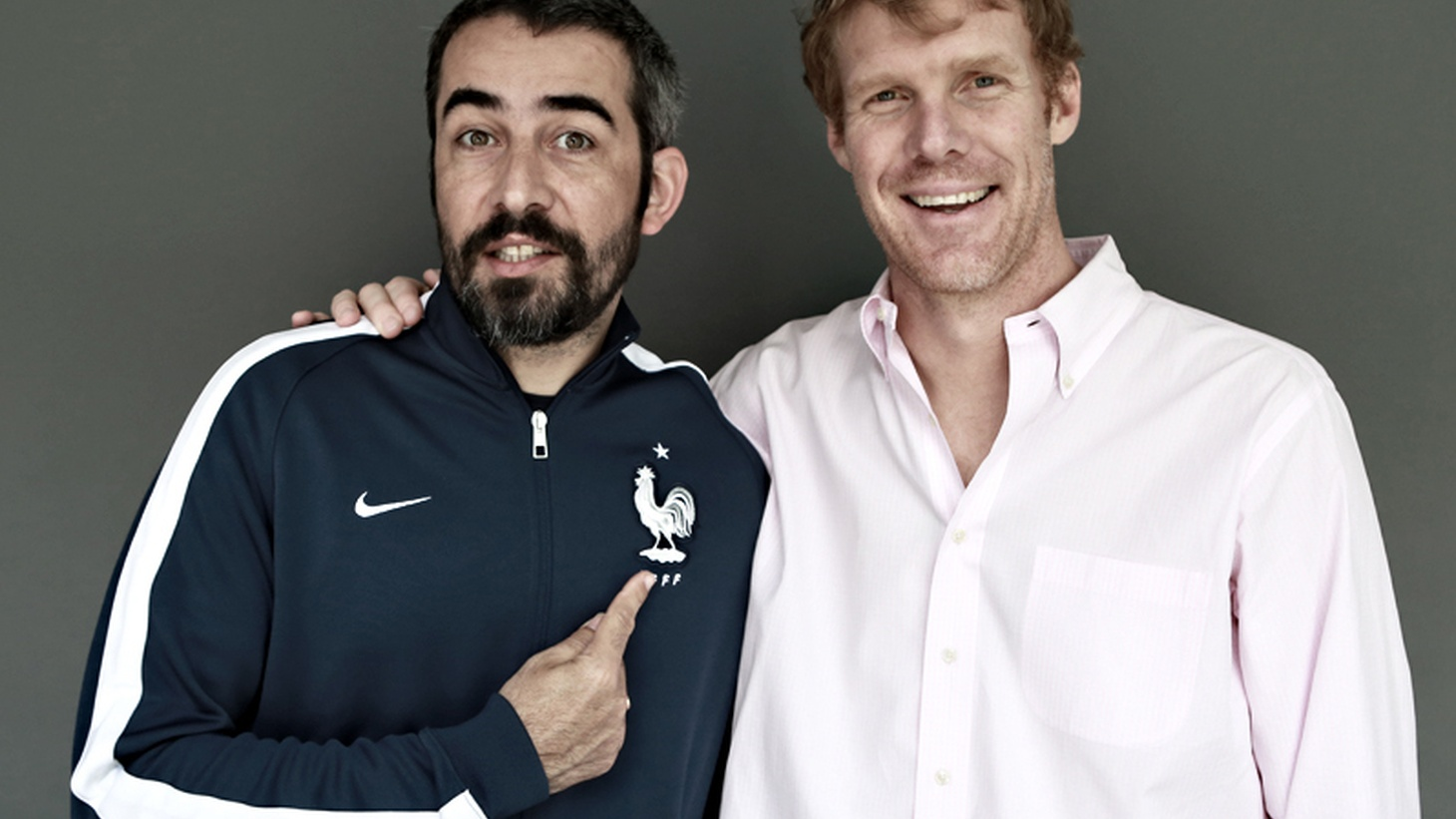 Before he left for Brazil to cover the World Cup, former soccer star Alexi Lalas stopped by KCRW to share some songs that have inspired him.
