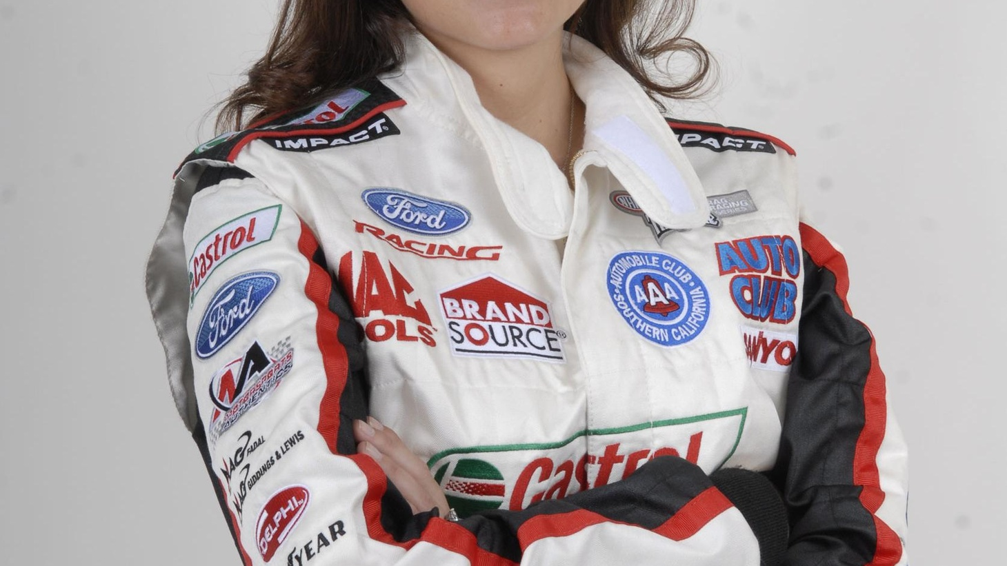 Funny-car drag racer Ashley Force Hood is the daughter of 14-time national champion John Force and the first female winner in her division. Her music choices rang from soundtrack scores and hard rock to country and adult contemporary. She chooses a track that exemplifies her high speed sport and surprises us with the song she listens to before she races...