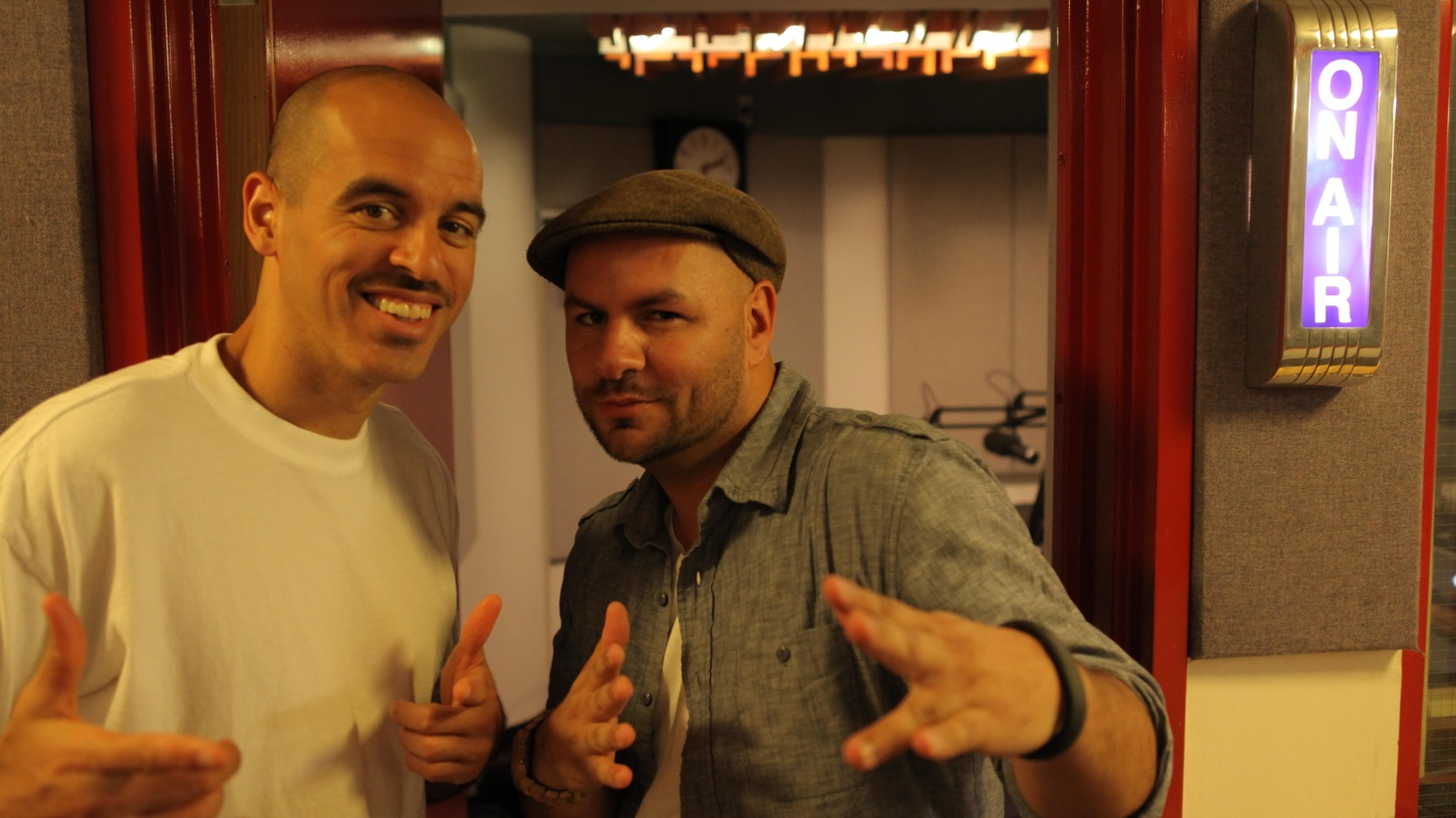 Bobbito Garcia is a legendary street ball player and New York radio DJ. He stays connected to his Puerto Rican roots through music and also puts a heavy focus on beats and fantastic female vocalists like Alice Russell and Syreeta Wright.