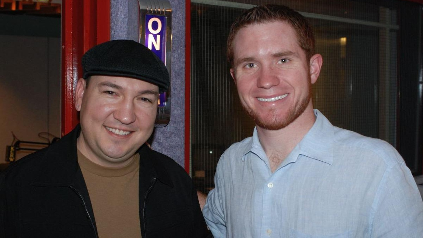 NASCAR SPRINT Cup series driver Brian Vickers reveals why he makes careful choices in choosing his pre-race soundtrack, picks a band that has graced the hood of his car and tells us why he could never live in...