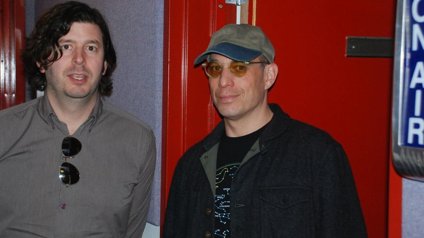 """New Yorker cartoonist Bruce Eric Kaplan, also know by his initials BEK, explores his childhood psyche, his aspirations and the creative process through five songs from the '70s in his Guest DJ set. His dark humor and unique insight into relationships served him well as a writer for """"Seinfeld"""" and """"Six Feet Under"""" and he shares it all here. He recently put together his first children's picture book, """"Monsters Eat Whiny Children,"""" which will be in stores August 31."""
