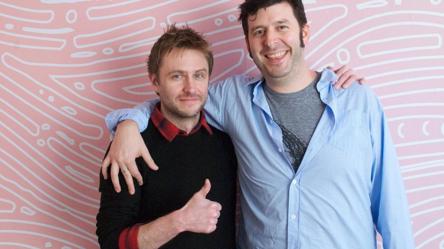 Comedian Chris Hardwick hosts Web Soup on G4 TV as well as the popular Nerdist Podcast. He tells us about the beginnings of his geekdom and gets serious about his favorite Radiohead song, as well as why Neil Finn is one of the best songwriters in the world.