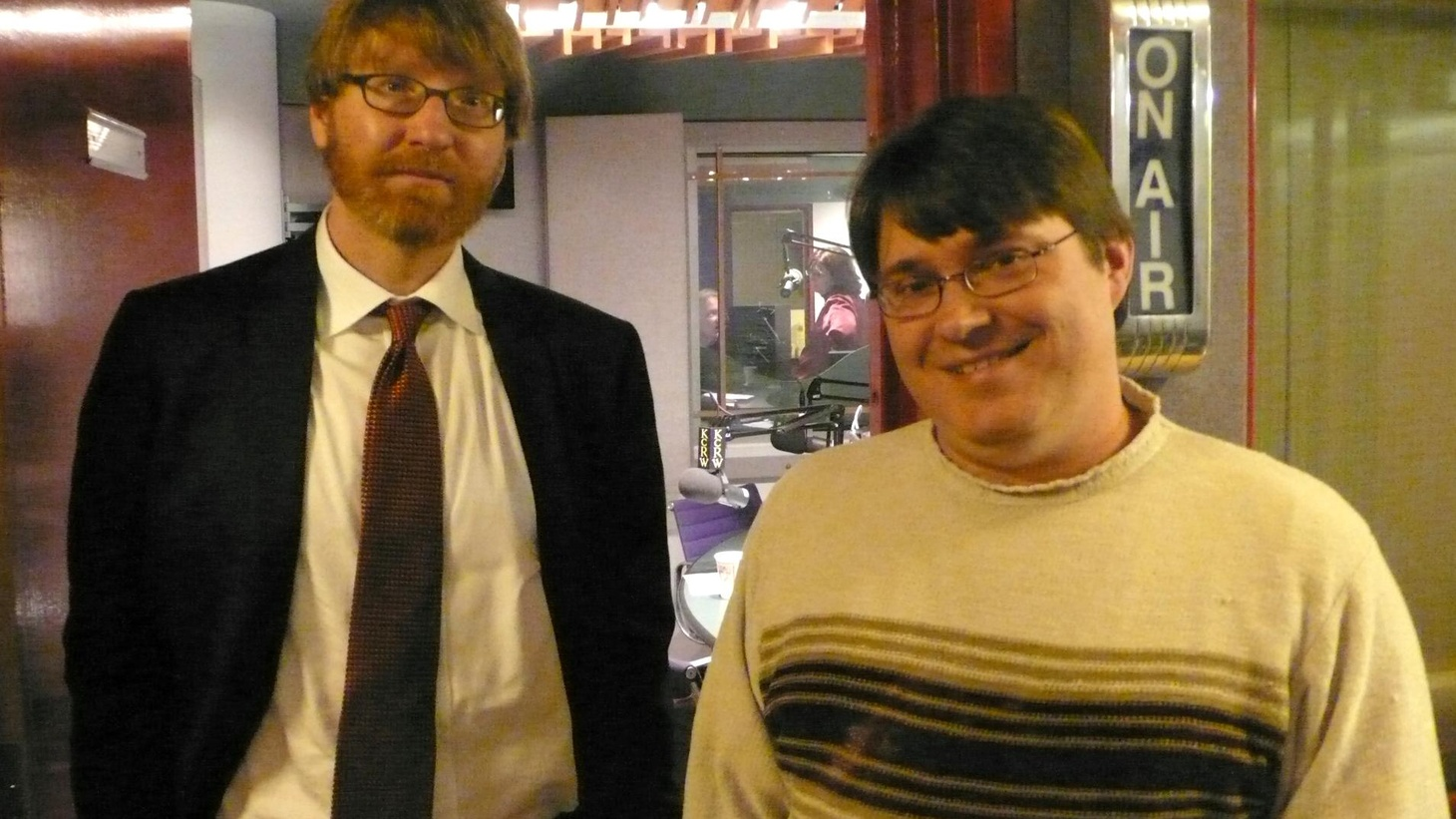 Author and cultural commentator Chuck Klosterman was insightful and thought provoking in his selection of songs with both personal and cultural relevance. He shares the track that opened his eyes to the vast musical universe beyond metal - his favorite genre as a teen - as well as gems from Akron, Ohio's most popular band and a Brit-pop favorite.
