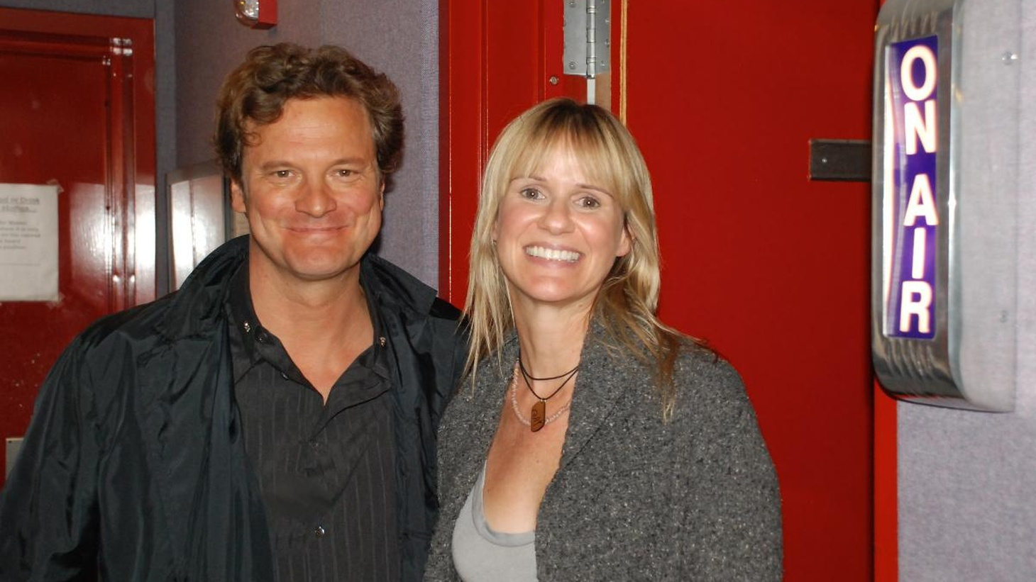 """Actor Colin Firth is winning accolades for his role as King George the XI in """"The King's Speech"""" and spans many genres in his Guest DJ set, from the moody jazz of Miles Davis to his favorite live act, Massive Attack. He also lets us into his personal life, from the rebellious glam rock of his youth to the White Stripes track he rocks out to on school runs with his kids."""