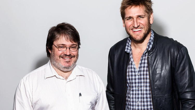 In his Guest DJ set, Chef and Top Chef Masters host Curtis Stone shares some of the songs that get him going in the kitchen.