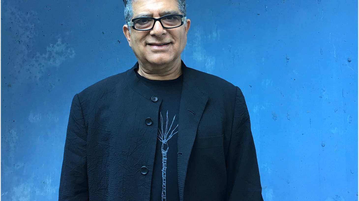 Deepak Chopra song picks are by artists who were fascinated by his work, including Michael Jackson and George Harrison.