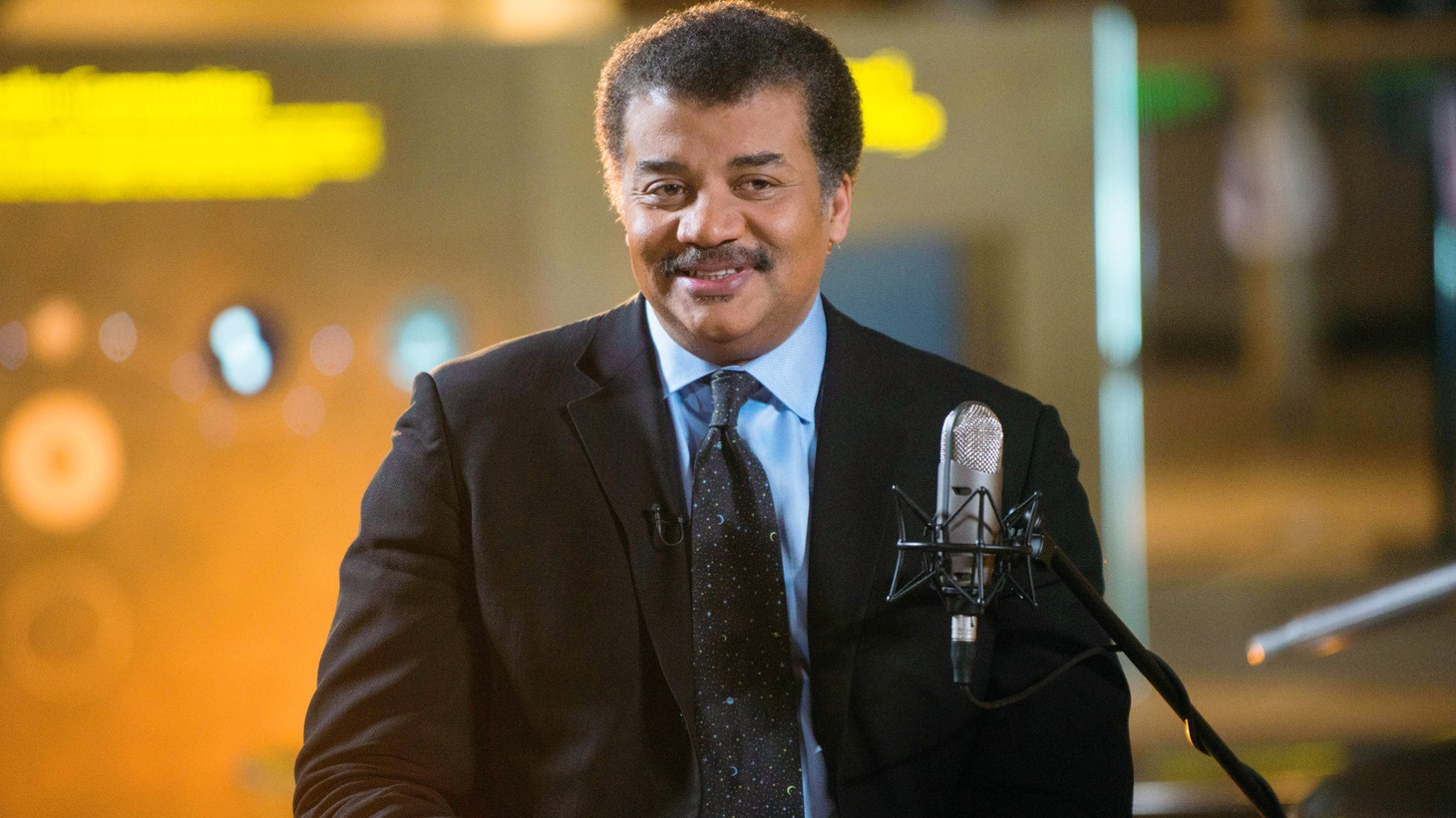 Dr. Neil deGrasse Tyson is an author, astrophysicist, and Director of The Hayden Planetarium at The American Museum of Natural History. He names blues as his favorite genre, but his song picks are mostly a celebration of life – from a gospel classic to a Van Morrison love song and a prog rock hit with an interesting twist.