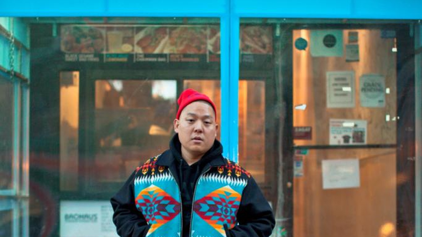 Chef Eddie Huang never shies away from the spotlight, and his Guest DJ set is a celebration of the different sides of his dynamic personality.