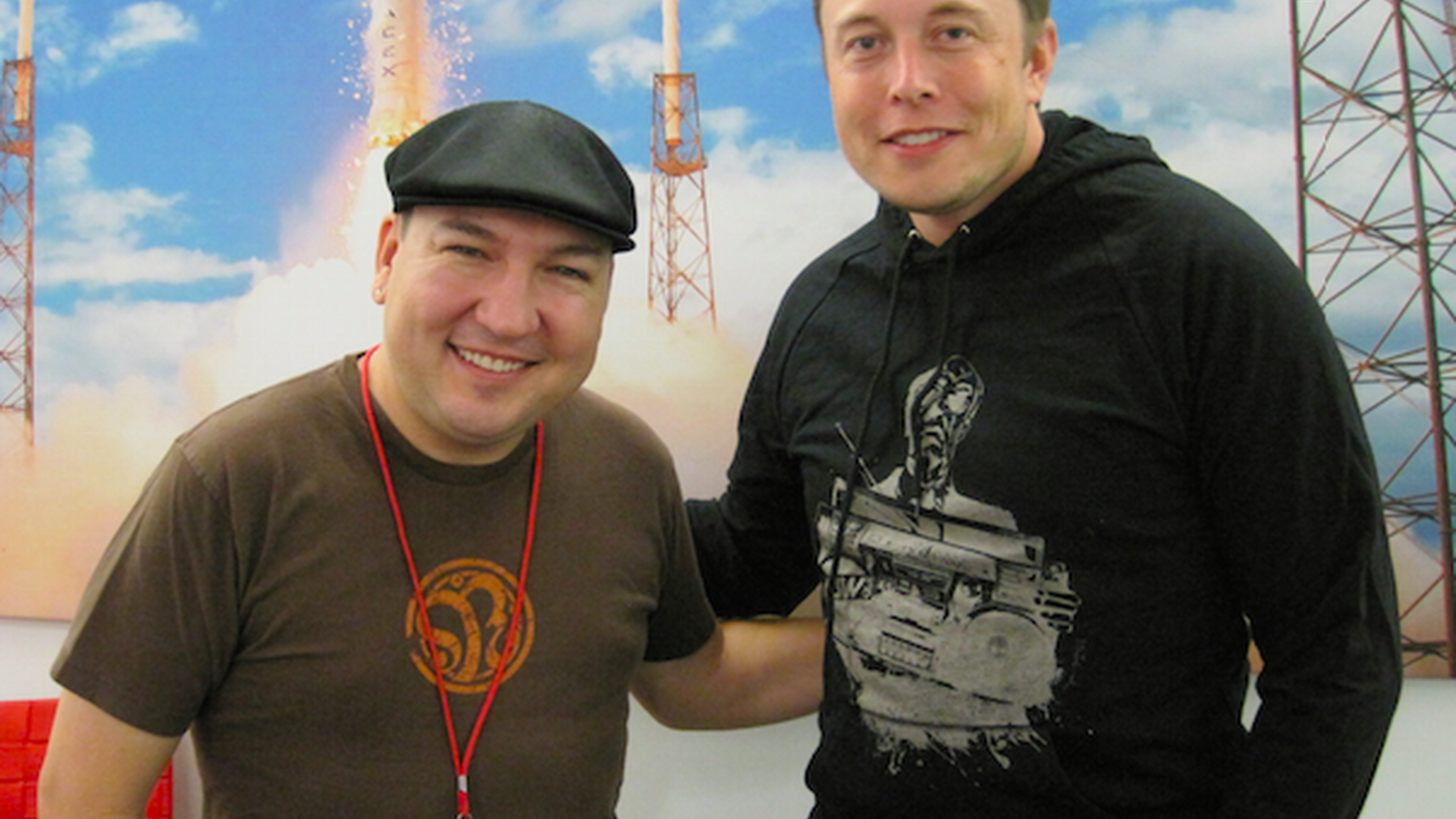 For his Guest DJ set, we learn about Elon Musk's early beginnings as an inventor, the song he whistles while he works and much more.