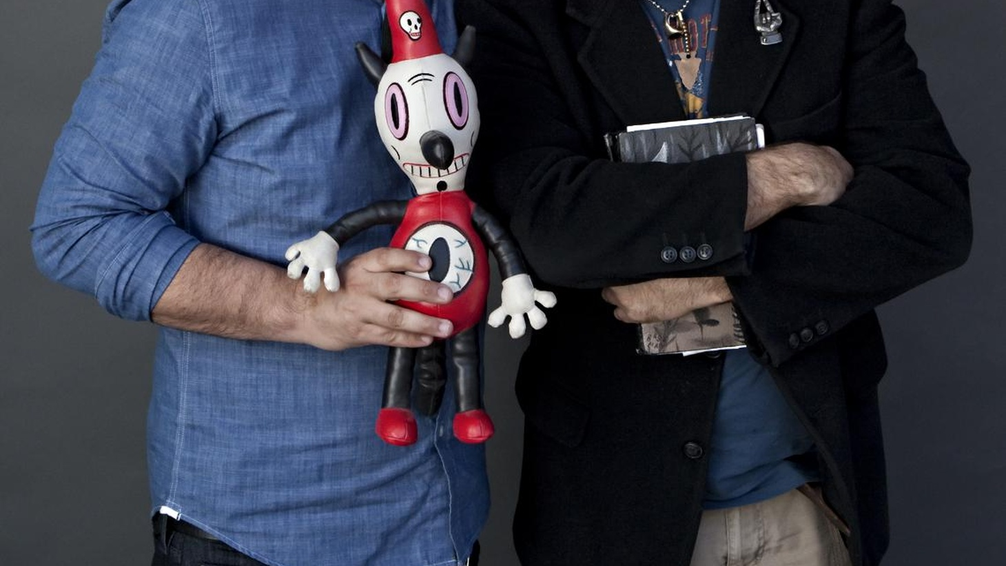 Artist, illustrator, animator, and toy designer Gary Baseman believes strongly that art isn't precious, it's magical.