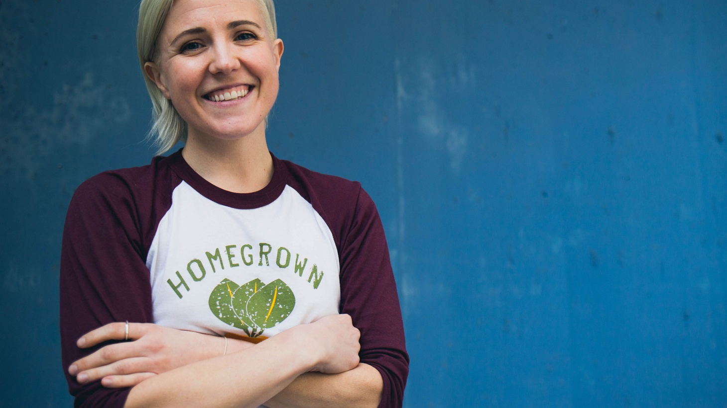 YouTube star Hannah Hart's personal Guest DJ set focuses on songs that reflect her life's struggles, including coming to terms with her sexuality.