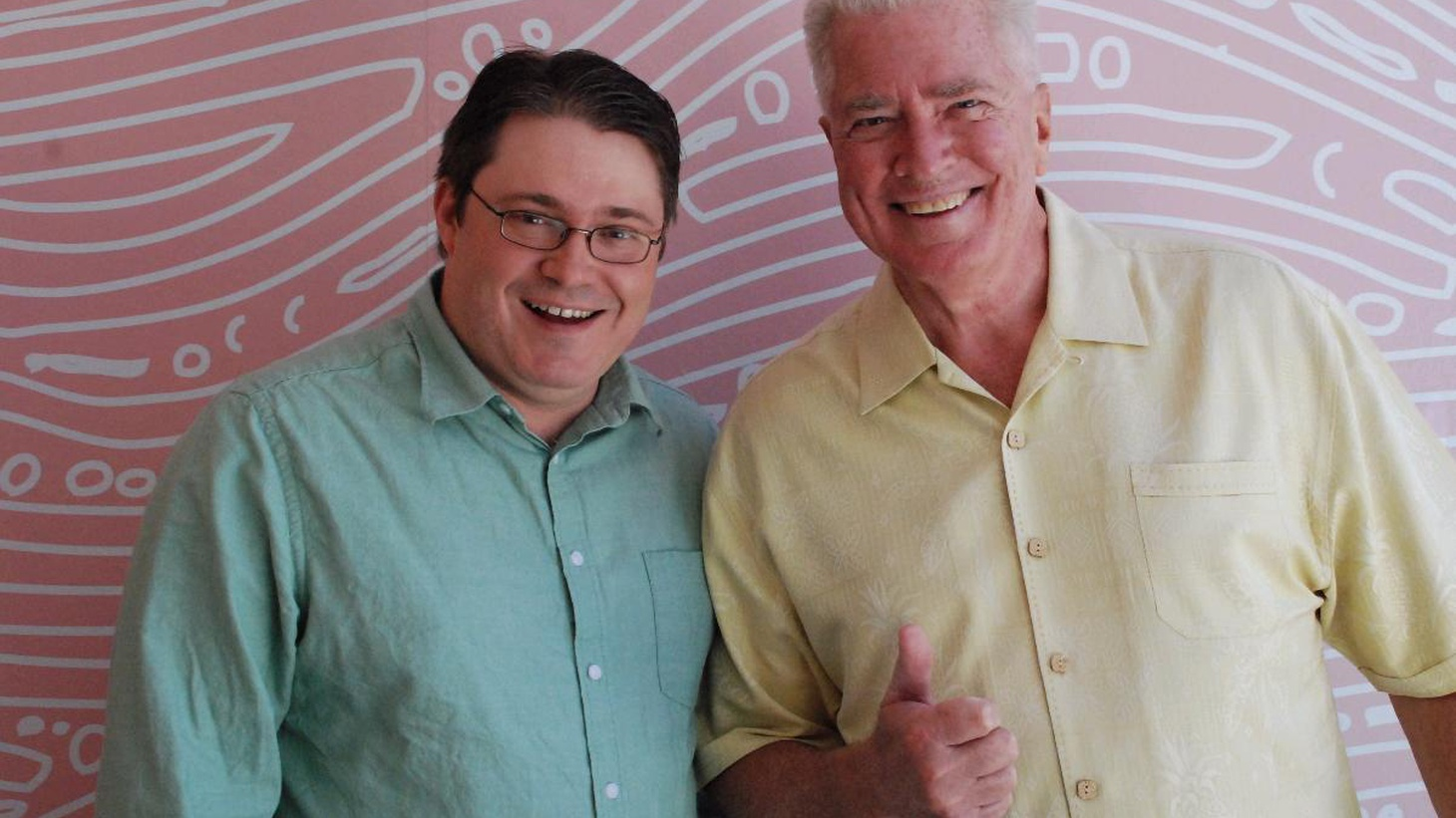 """Huell Howser is a beloved television personality who explores the natural wonders and people of our fine state as the host of """"California's Gold"""". He dedicated his Guest DJ set to 5 country women he loves – Dolly, Tammy, Loretta, Brenda and June. As always, his gregarious personality shines through as he explores these songs close to his heart. California's Gold can be seen locally on KCET."""