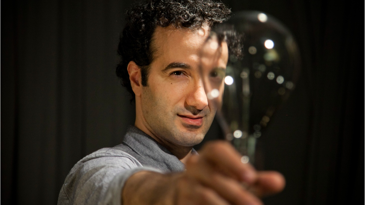 Radiolab host Jad Abumrad is known for experimenting with sounds on his show and his Guest DJ picks reflect both his musical sophistication as well as some guilty pleasures. Jad will be speaking at the Luckman Fine Arts Center on October 14.
