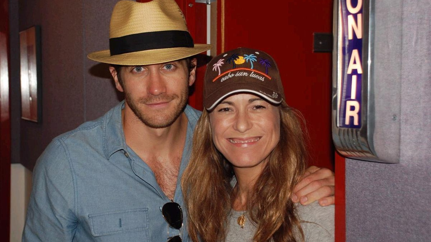 """Actor Jake Gyllenhaal was heavily influenced by his parents' musical tastes and repaid the favor with a Guest DJ set dedicated entirely to family – from the folk song that his dad sang him to sleep to the live track that makes him sob on set. He also puts his performer hat on, with a host of great imitations – including a few of Director Jim Sheridan, who directed him in the new film """"Brothers."""""""