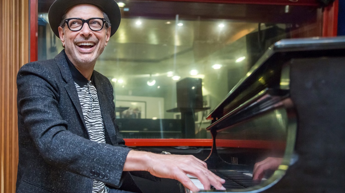 Off screen, beloved actor Jeff Goldblum is as offbeat, quirky and charming as some of the characters he plays. In his Guest DJ set, he talks about discovering his love for acting, how his dad turned him on to jazz and the Miles Davis song he uses to wake up in the morning.