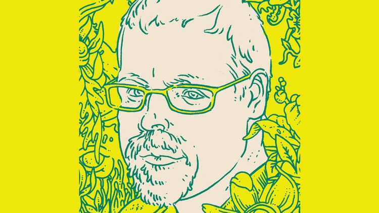For his Guest DJ set, author Jeff VanderMeer shares his writing soundtrack, from the late night vibes of The Black Heart Procession to the mysteriousness of Spoon. Jeff just released Acceptance, the final novel in his 2014 Southern Reach Trilogy.