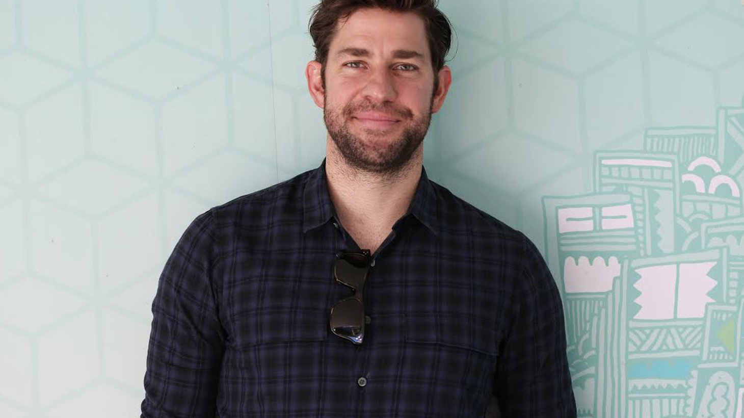 """Award-winning actor and director John Krasinski is beloved for his role as Jim Halpert on The Office. From the """"unbelievable talent"""" of Nick Drake and The Strokes, to a timeless classic by Bobby Darin, he talks about """"musical awakenings"""" from throughout his life."""