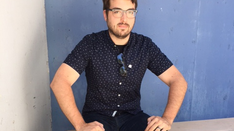 Comedian Jonah Ray co-hosts the popular Nerdist podcast as well as the Comedy Central series The Meltdown with Jonah and Kumail.