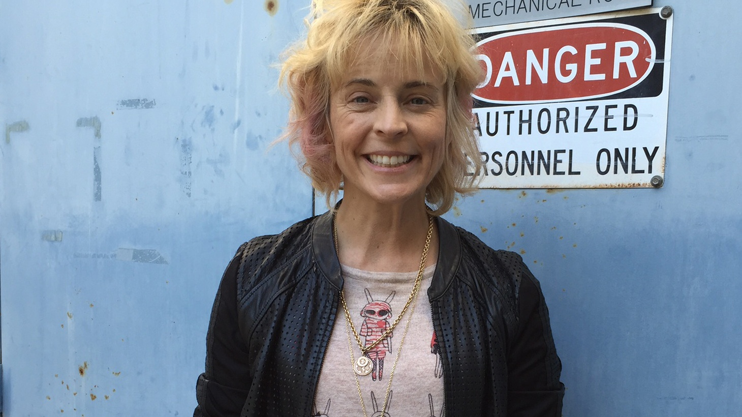 Stand-up comedian Maria Bamford is truly one of a kind. Her comedy is imaginative and unconventional, as are some of her favorite artists, including Bjork and Nina Simone.